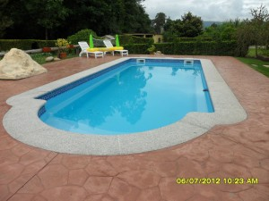 Piscina Modelo Pop Romaine Plano